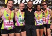 Le marathon de Toulouse en relais : un dimanche rempli d'amitié