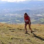 Celine Lafaye premiere dame 25 km p hoto Stéphane Demard ville de Gap