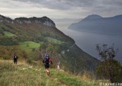 Le Grand Trail du Lac transforme l'essai