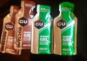 TEST : Energy Gel Roctane de GU