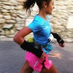 Sylvaine Cussot-Trail du Pont du Gard