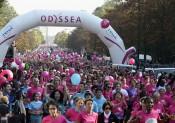 Course ODYSSÉA PARIS : 43 000 coureurs et 590 000 euros collectés