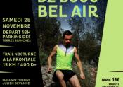 TRAIL NOCTURNE POUR LE TELETHON LE 28/11 – BOUC BEL AIR