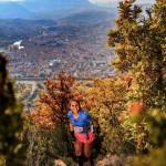 Sylvaine CUSSOT-Trail les Templiers