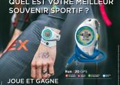 Jouez pour gagner l'une des 5 montres GPS TIMEX RUN X20 !