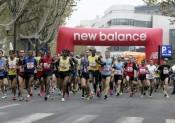 Semi-marathon de Boulogne Billancourt : les élites au départ