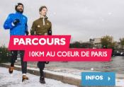 LA ODLO CRYSTAL RUN : LE 10 KM AU CŒUR DE PARIS ET DE L'HIVER.