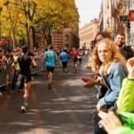 marathon de Toulouse arrivée