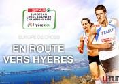 En route vers les Europe de Cross à Hyères