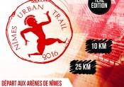 Nîmes Urban Trail, première édition le 21 février 2016