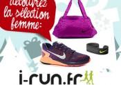 Sélection d'idées cadeaux running pour Madame !