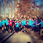 run de noel avec les athlètes i-Run.fr