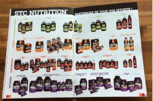 STC NUTRITION PRODUITS