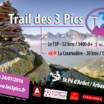 Trail des 3 Pics 2016