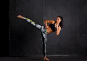 gamme de collants et tops Fitness A200 sur vitaminée