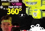10 frontales Beal Be Visi à gagner sur i-Run.fr !