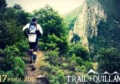 Trail de Quillan : 9ème édition le 17 avril 2016