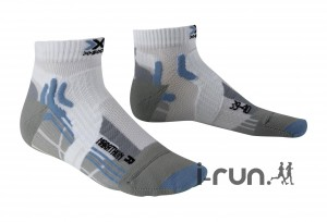 x socks chaussettes run