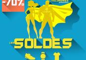 SOLDES D'HIVER : jusqu'à -70% chez i-Run.fr  !