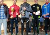 Foulées des Monts d' Or : Deux team pour une équipe relais et une victoire