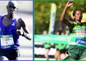 Marathon de Paris : Korir et Mengitsu viendront défendre leur titre