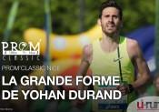 Prom'Classic : Yohan Durand en grande forme