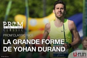 Prom'Classic : la grande formed e Yohan Durand
