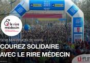 Courez le Semi-Marathon de Paris avec Le Rire Médecin