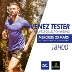 test MIZUNO chez i-Run