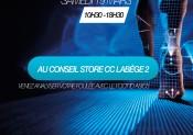 Venez analyser votre foulée chez i-Run.fr avec le Asics Foot ID