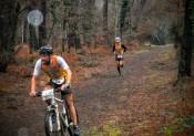 Christophe lance la saison par la série des Bike & Run !