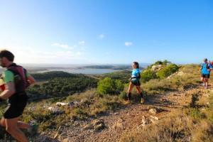 Gruissan Phoebus Trail : Sylvaine CUSSOT