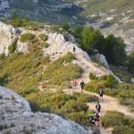 trail des la Galinette