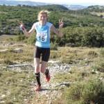 Myl!ène BACON - Gruissan Phoebus Trail