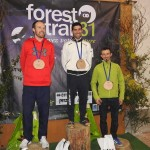podium Forest Trail 31