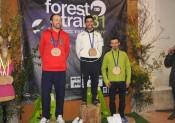 podium Forest Trail 31
