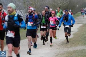 Eco-Trail, début de course