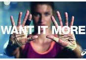 ASICS invite au dépassement avec « WANT IT MORE »