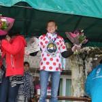 Black Mountain Trail podium