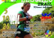 TRAIL DE L'ESCALO, 6ème manche du challenge des trails de Provence