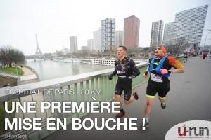 récit 30km eco-trail de paris
