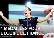 Mondiaux d'athlétisme en salle : 4 médailles pour la France