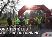 On a testé les Ateliers du Running par Saucony !