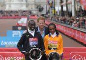 Marathon de Londres : Eliud Kipchoge à un souffle du record du monde