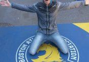 Marathon de Boston : nouveau record perso pour Jérome !