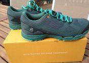 Test : les chaussures de trail Haglofs Gram Comp II