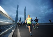 Marathon de Bordeaux Métropole : plus de 17 600 coureurs !