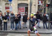 Semi-marathon de Bordeaux : du plaisir pour Christophe !