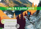 Luchon Aneto Trail : le 3 juillet 2016