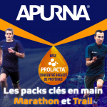 packs trail et marathon